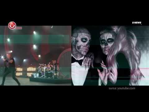 UNews: Lady Gaga impreuna cu Metallica la Grammy @Utv 2017