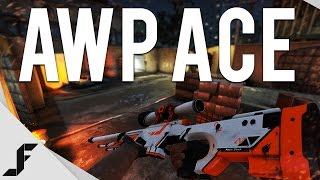 AWP ACE - Counter-Strike Global Offensive