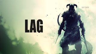 Como tirar o Lag do Skyrim