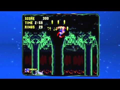 Sonic the Hedgehog - 20th Anniversary