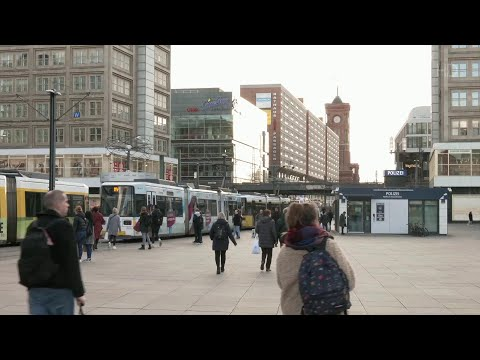В Германии некоторые готовы ко всему даже во время пандемии коронавируса.