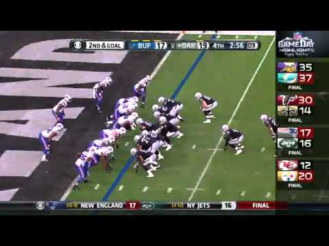 Oakland Raiders vs Buffalo Bills Week 16 NFL Highlights DECEMBER 21, 2014