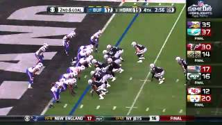 Oakland Raiders vs Buffalo Bills Week 16 NFL Highlights DECEMBER 21, 2014