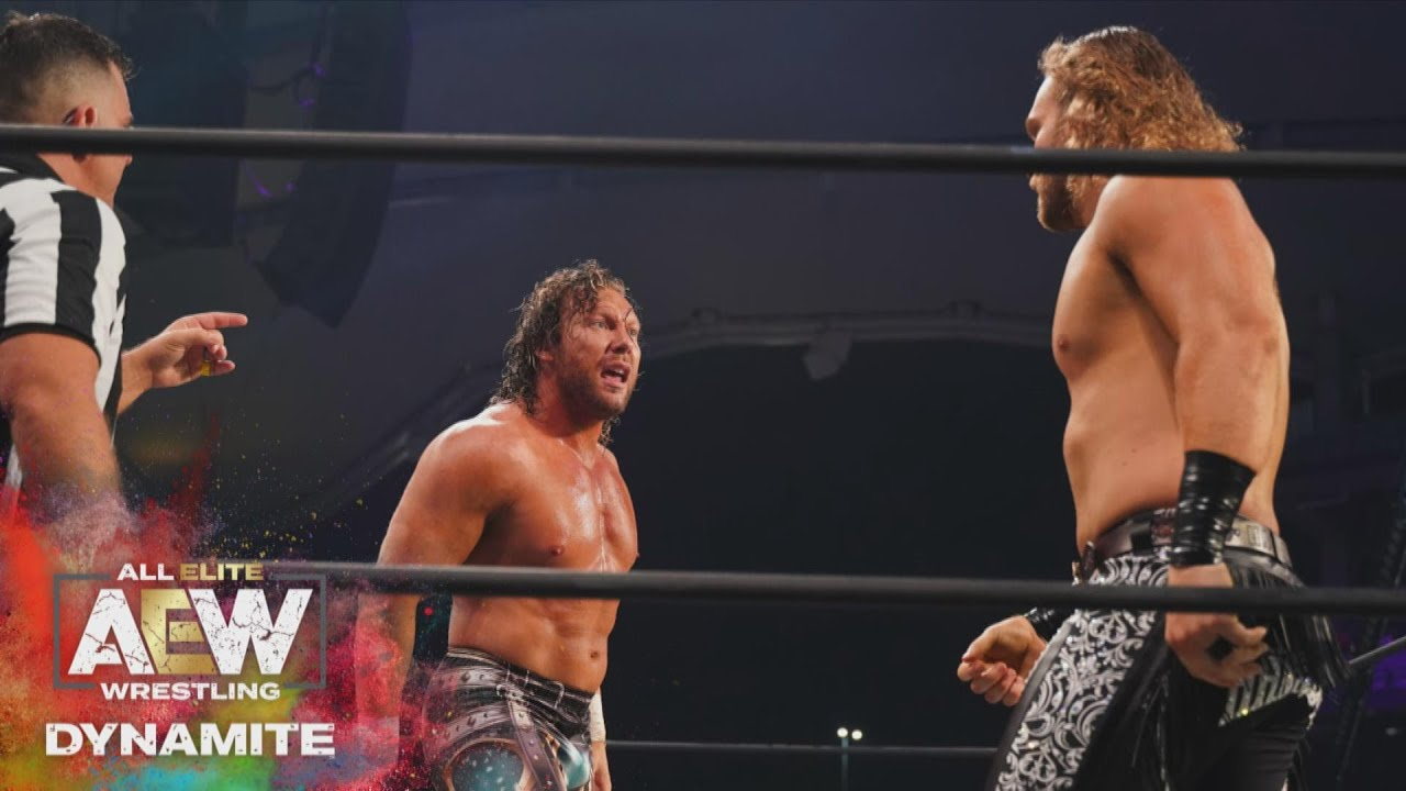 Is Hangman and Kenny Omega Done?   AEW Dynamite, 9/9/20