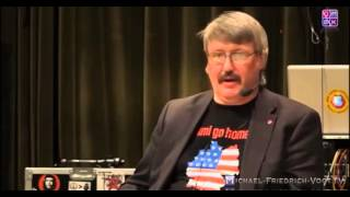 ✪✪ Peter Feist: Die Russen haben die beste Armee der Welt ✪✪