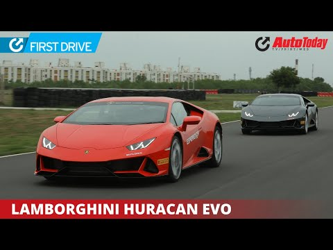 Lamborghini Huracan Evo | First Drive Review | Auto Today