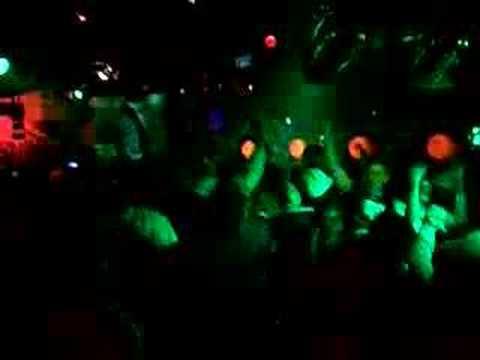 Club Index DJ Veit spinning...