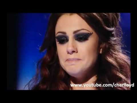 Cher Lloyd sings Stay by Shakespears Sister Live Show 4 X Factor 2010 HQ HD