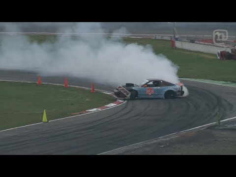 Full Replay: Formula Drift Montreal Top 16-to-Finals!
