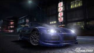 NFS Carbon Soundtrack Every Move Of A Picture Signs Of Life