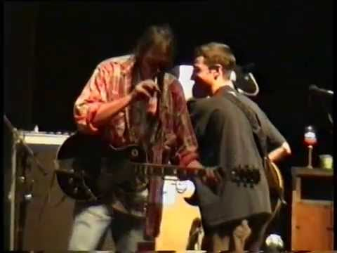Neil Young with Pearl Jam - 1995-08-25 Hasselt, Belgium