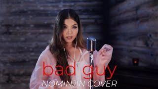 Baixar bad guy - Billie Eilish - Nominjin Music Cover