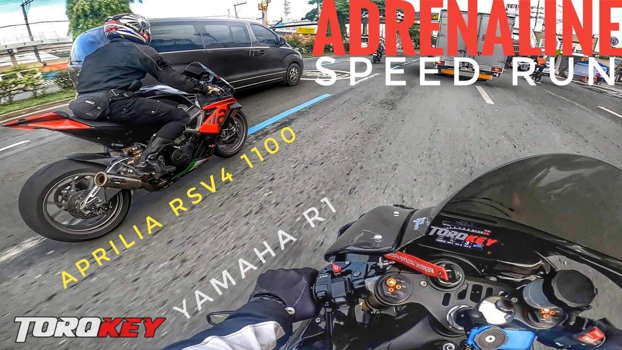 Aprilia RSV4 Speed Run || Toxic ba sa Facebook? || TorqKey