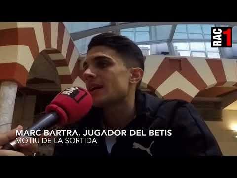 Entrevista Marc Bartra al Tudiràs de Rac1. Millors moments