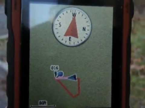 Garmin Etrex 20 GPS - Review / Demo