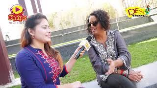 Gambar cover Chammak Challo Singer Hamsika Iyer in Chandigarh