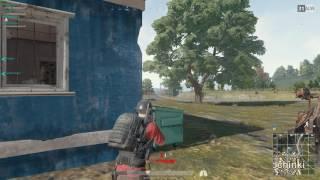 Insane PUBG Sniper Kill!! 932m - AWM - x8