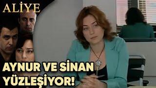 Aynur ve Sinan Yüzleşiyor, Aliye Duyuyor! - Aliye 72.Bölüm