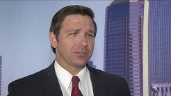 Ron Desantis Responds to recent Attack Ad Against Him.