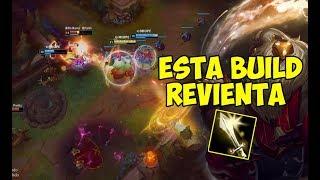 ESTA BUILD ESTÁ ROTA! | BARDO SUPPORT S8