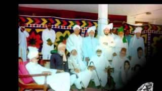 Jo Dard Sisakatay Hoaay whith beautiful voice of Hadhrat Khalifatul Masih IV (rh) part 2