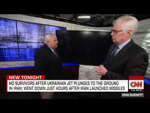 Ukrain and Iran what happing is really down with missile or problem in plane news today CNN