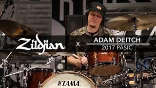 Adam Deitch - PASIC 2017 Performance