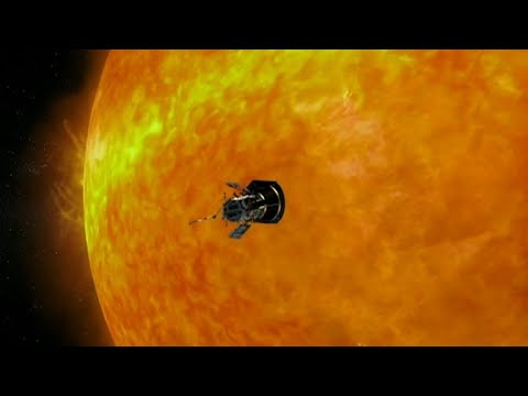 NASA launches probe on historic mission to study the sun