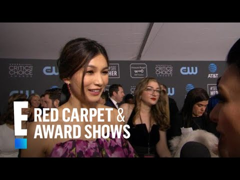 Gemma Chan Gushes Over Badass Captain Marvel Role  E Red Carpet & Award Shows