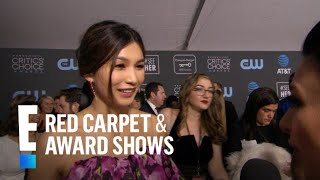 "Gemma Chan Gushes Over ""Badass"" ""Captain Marvel"" Role 