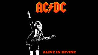 AC/DC She's Got Balls LIVE: Irvine Meadows August 13, 1986 HD