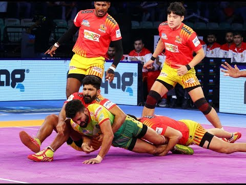 Pro Kabaddi 2018 Highlights | Patna Pirates vs Gujarat Fortunegiants | Hindi