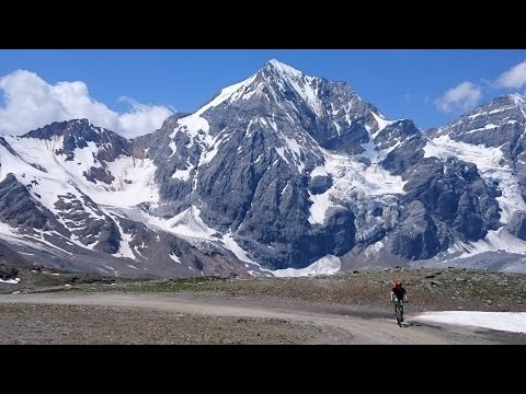 Die 5 spektakulärsten Mountainbike-Touren der Alpen