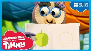 Camilan sehat [Healthy Snacks] | Learning Time With Timmy