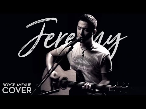 Pearl Jam - Jeremy (Boyce Avenue acoustic cover) on Apple & Spotify