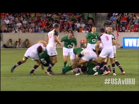 USA Eagles vs. Uruguay 2015 Rugby World Cup Qualifier