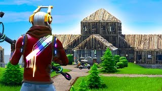 Who Can BUILD The BEST HOUSE? (Fortnite)