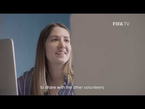 Volunteers Looking Forward To The FIFA Women's World Cup France 2019™