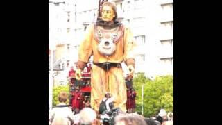 Royal De Luxe 2009, Nantes,