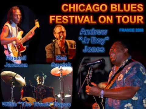CHICAGO BLUES FESTIVAL - JAZZ CLUB LIONEL HAMPTON. 2008