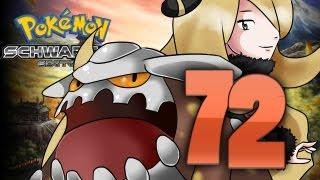let s play pokemon schwarz 2 part 72 packendes heatran cynthia battle shiny maxax