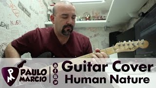 Paulo Marcio Human Nature - Michael Jackson Guitar Version - Cover.mp3