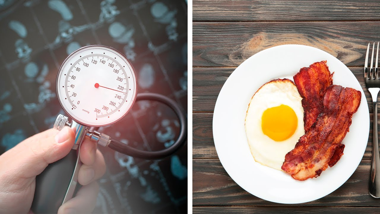 If You Have High Blood Pressure, Avoid These Foods
