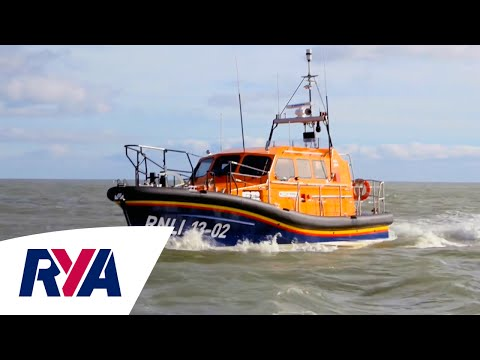 RNLI Shannon Class Boat Tour - Take a look onboard the all weather Life Boat