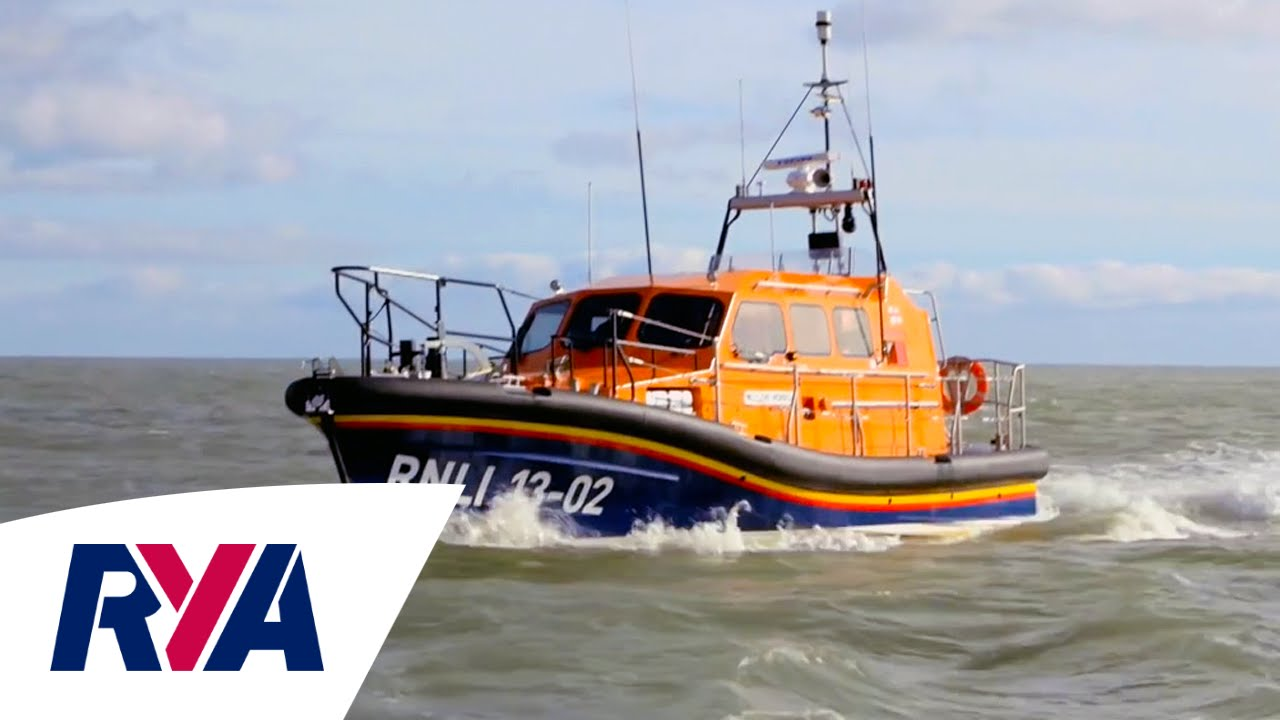 All Weather Boat Sheds : Rnli shannon class boat tour take a look onboard the all