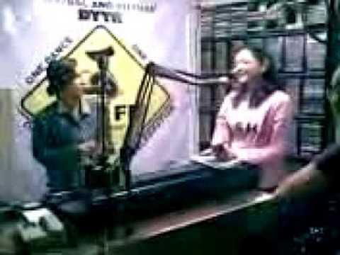 nikki bacolod radio tour in bohol