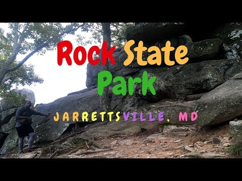 Rock State Park Day Hike