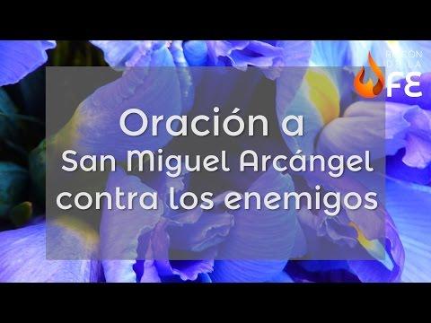 Oración a San Miguel Arcángel contra los enemigos - Oraciones cristianas