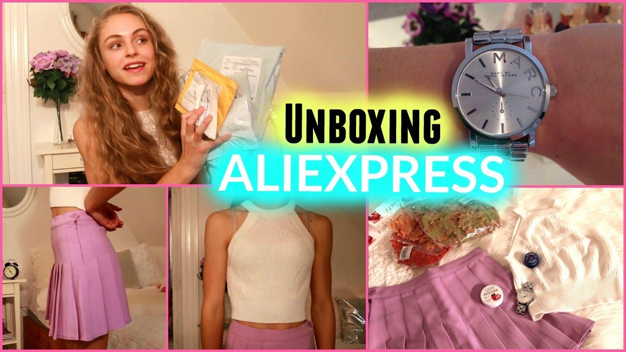 Aliexpress Unboxing ($0,85-$11,44)