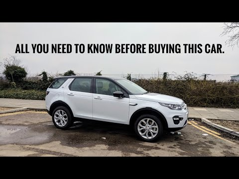 Land Rover Discovery Sport 2018 Owner Review